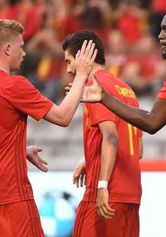 ĐT Bỉ 3-0 ĐT Ai Cập: Dấu ấn dàn sao Ngoại hạng Anh