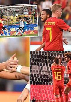 Dàn sao Ngoại hạng Anh tỏa sáng, ĐT Bỉ đại thắng ĐT Ai Cập