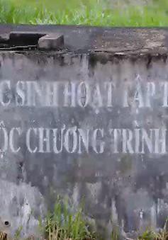 Nhiều công trình nước sạch bị bỏ hoang