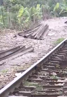 Chậm phân bổ vốn cải tạo hạ tầng đường sắt