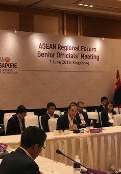 Việt Nam tham dự Hội nghị SOM ASEAN+3, SOM EAS và SOM ARF