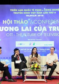 Toàn cảnh Hội thảo OTT - Tương lai của truyền hình tại Telefilm 2018
