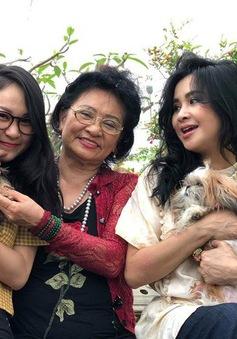 Các cô con gái xinh như hot girl của Thanh Lam, Anh Quân, Tú Dưa
