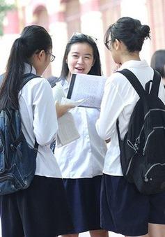 """Hà Nội: Làm rõ thông tin """"ép"""" học sinh yếu, kém không thi vào lớp 10"""