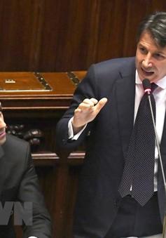 Chính phủ Italy vượt qua trở ngại cuối cùng tại Quốc hội