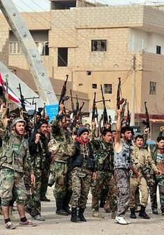 IS tái chiếm một phần thị trấn miền Đông Syria