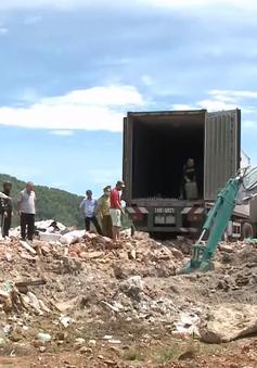 Đà Nẵng tiêu hủy 7 tấn thịt động vật kém chất lượng