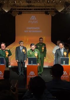 Viettel chính thức khai trương mạng Mytel tại Myanmar