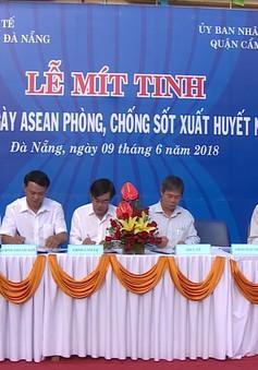 Đà Nẵng tổ chức mít-tinh hưởng ứng Ngày Asean phòng chống sốt xuất huyết năm 2018