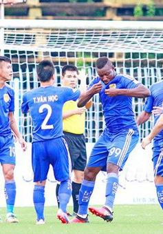 Vòng 21 V.League 2018, CLB Quảng Nam 2-1 CLB TP Hồ Chí Minh: Dấu ấn ngoại binh
