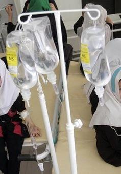 Afghanistan: Hơn 60 nữ sinh trúng độc không rõ nguyên nhân