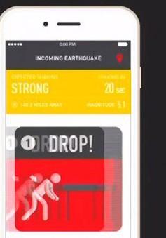 Shake Alert  - Hệ thống cảnh báo động đất sớm tại Mỹ