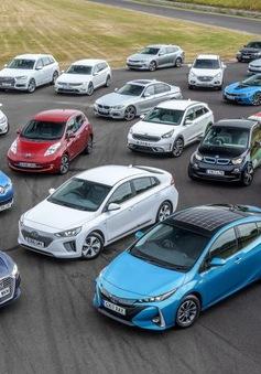 10 mẫu xe bán chạy nhất tháng 6/2018: Kéo nhau đi xuống