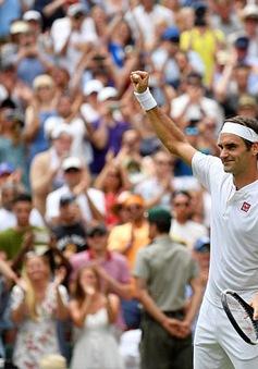 Vòng 4 đơn nam Wimbledon 2018: Federer, Nadal và Djokovic cùng giành chiến thắng