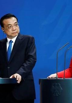 Đức và Trung Quốc cam kết duy trì trật tự đa phương