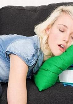 Nguy cơ mắc bệnh tim cao gấp 2 lần ở những người ngủ ít