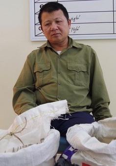 Bắt đối tượng vận chuyển trái phép vật liệu nổ ở Quảng Ninh