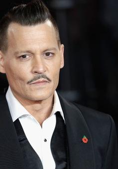 Johnny Depp bị kiện do hành hung thành viên trong đoàn làm phim