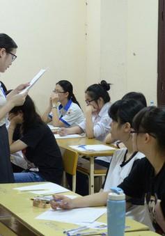 Tránh tình trạng loạn rút - nộp hồ sơ tuyển sinh vào lớp 10