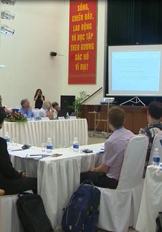 """Hội thảo quốc tế """"Nghiên cứu phân tích dữ liệu cho đô thị tương lai"""""""