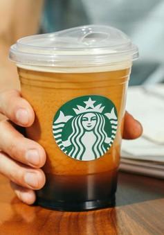 Chiến dịch thay thế ống hút nhựa của Starbucks