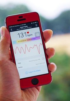 Kết nối thành công máy tạo nhịp tim với điện thoại để theo dõi nhịp tim