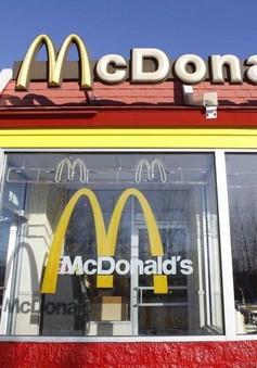 Mỹ điều tra salad của hãng McDonald's