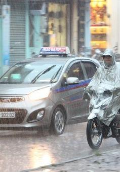Dự báo sẽ có mưa trở lại ở khu vực Bắc Trung Bộ