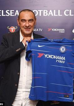 """Chelsea chính thức bổ nhiệm HLV Sarri, chuẩn bị """"kích nổ"""" bom tấn chuyển nhượng đầu tiên"""