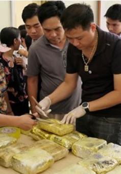 Triệt phá đường dây ma túy lớn tại Lào Cai