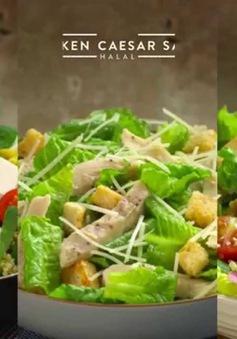 Salad của hãng McDonald's khiến hơn 100 người nhiễm khuẩn đường ruột