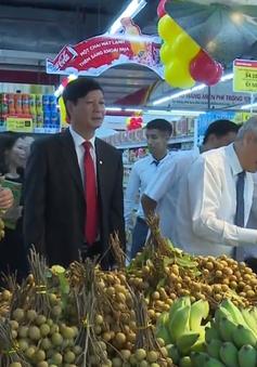 Sơn La đưa các sản phẩm nông sản vào siêu thị
