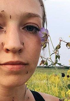 """""""Rùng mình"""" với bức hình mùa hè ở vùng đất lạnh nhất thế giới"""