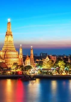 Thái Lan sẽ đón gần 38 triệu lượt khách quốc tế trong năm 2018