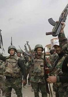 Quân đội Syria giải phóng hơn 90% diện tích lãnh thổ Daraa