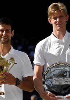 Vượt qua Anderson, Djokovic đăng quang Wimbledon 2018