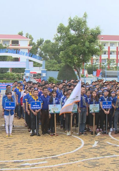 Tỉnh đoàn Phú Yên ra quân chiến dịch tình nguyện hè 2018