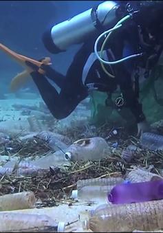 Bạn sẽ giật mình với những thứ nhìn thấy dưới đáy biển