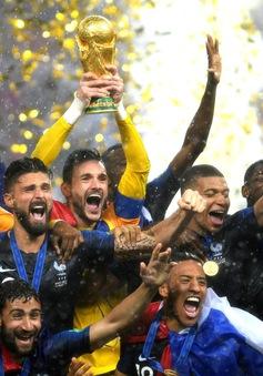 Những khoảnh khắc không thể nào quên của FIFA World Cup™ 2018: Từ siêu phẩm của Ronaldo đến cúp vàng của ĐT Pháp
