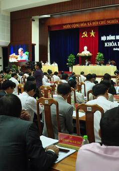 Khai mạc kỳ họp thứ 7 HĐND tỉnh Quảng Nam khóa 9