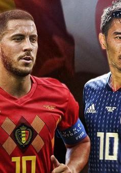 FIFA World Cup™ 2018, Bỉ - Nhật Bản: Chờ đợi điều kỳ diệu từ những samurai xanh! (1h00 ngày 3/7 trên VTV3)