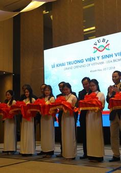 Viện Y sinh Việt Nam - Hoa Kỳ: Cơ hội mới cho bệnh nhân ung thư Việt Nam