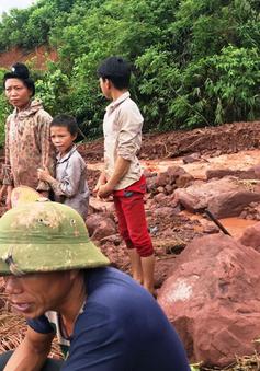 Lai Châu: 4 xã bị cô lập sau mưa lũ, nguồn lương thực đang cạn kiệt