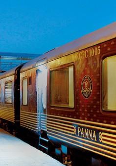 Chuyến tàu hỏa sang trọng nhất thế giới có gì đặc biệt?