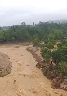 28 người chết và mất tích do mưa lũ sau bão số 3