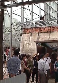 Hỗ trợ bà con Việt kiều ở Campuchia khôi phục chỗ ở sau hỏa hoạn
