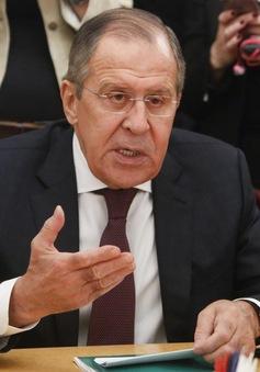 Ngoại trưởng Nga - Mỹ điện đàm thảo luận về cải thiện quan hệ