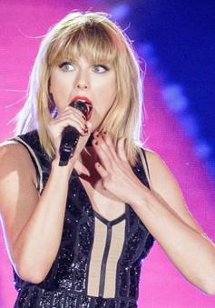 Taylor Swift trở lại màn ảnh rộng