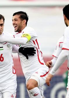 Giải quốc tế U23 2018: U23 Palestine mang đội hình mạnh nhất sang tham dự