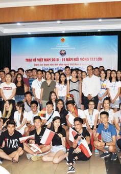 Bế mạc Trại hè Việt Nam 2018